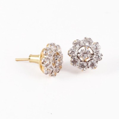 Vanshika Jewels Floral Shaped Alloy Stud Earring