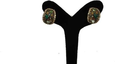 Arohi Jewells & Gems Fashion Earing Copper Stud Earring