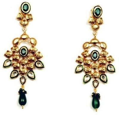 Vaibhav Fashion Vlxe0004 Brass Drop Earring