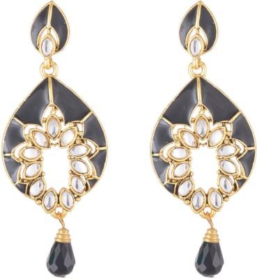 Neckies Afer040 Brass Drop Earring
