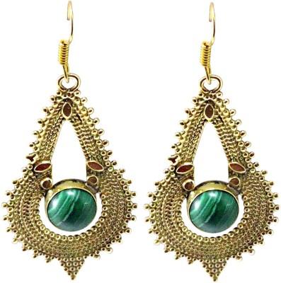 Cultural Fusion Gold Midas earrings Alloy Drop Earring