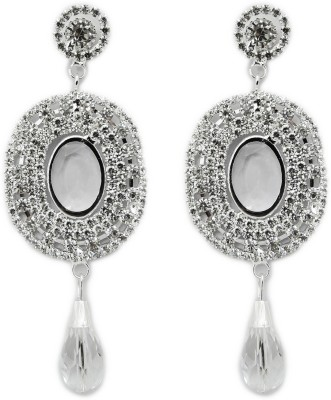 Aura Collection Cocktail Alloy Drop Earring