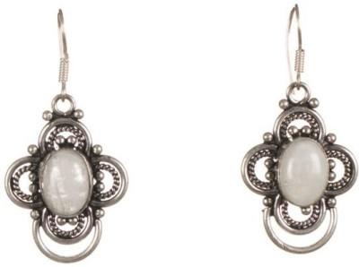 Silvermerc Designs GME 1210 Silver Dangle Earring