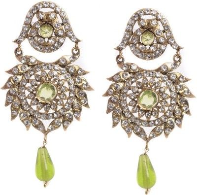 Buyclues SSJ6108 Brass Earring Set