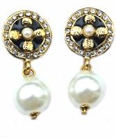 Maayra Copper Drop Earring best price on Flipkart @ Rs. 315