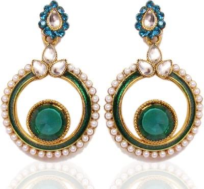 Triumphin Beyon Beauty Crystal Alloy Drop Earring