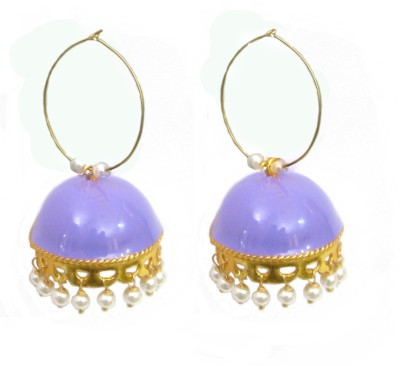 Ratnakar Loren Copper Jhumki Earring