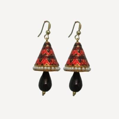 Indianpasand Rajastani Alloy Jhumki Earring