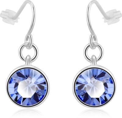 Ouxi Crystal Zinc Drop Earring