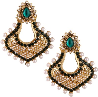 Ritus Collection RCE-0026 Alloy Chandbali Earring