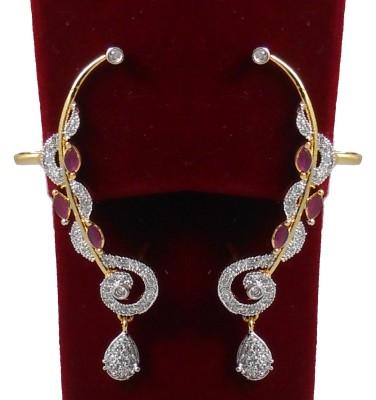 Shubh 4u Contemporary Alloy Cuff Earring