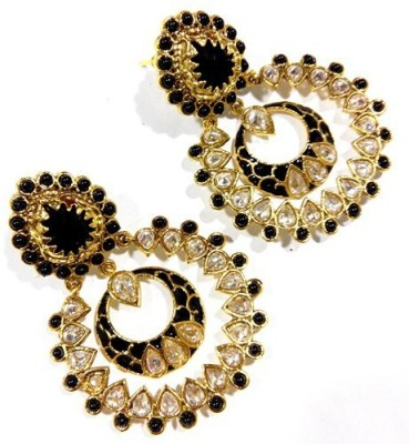 Bbold Traditional Copper Chandbali Earring