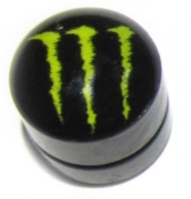 Vaishnavi Non-Pierced Monster Design Stainless Steel Magnetic Earring