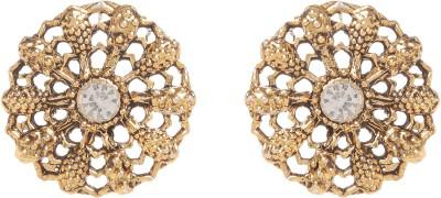 GoldNera Te Amo Alloy Stud Earring