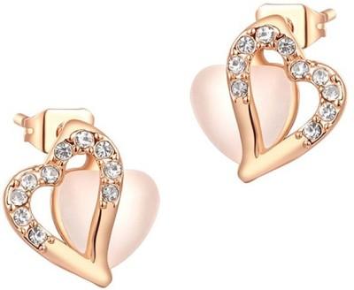 Womanwa Rose Love Alloy Drop Earring