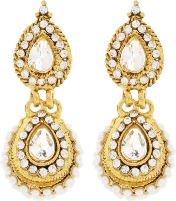 Ambitione Vibrant Appeal Alloy Drop Earring