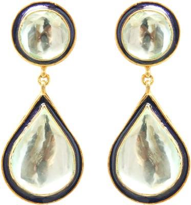 MKJewellers Copper Drop Earring