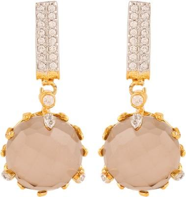 Adwitiya Collection Sensation Montana Copper Drop Earring at flipkart