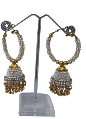 Royalminchem Brass Earring Set