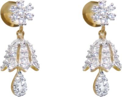 Valentina J17S144 Alloy Jhumki Earring