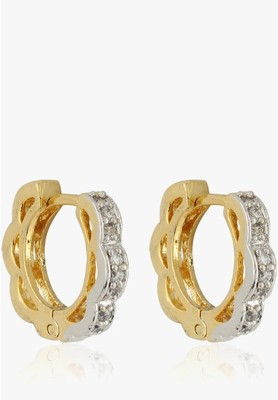 Ratnakar Lidren Copper Huggie Earring