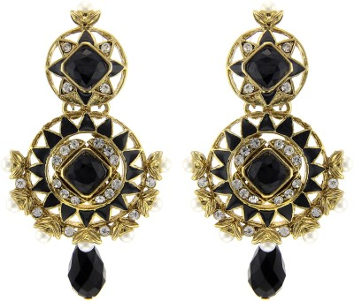 Kaizer Jewelry Parampara Style Diva Alloy Drop Earring