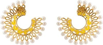 Aaina Home Decor Trendy Earring Copper Stud Earring