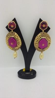 Aakarshan a16 Copper Earring Set