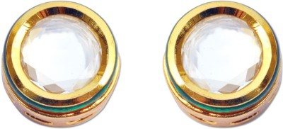 Enzy Jadau Tops Gold Plating Alloy Stud Earring