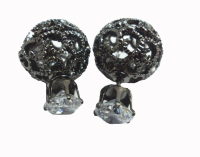 Brandmeup Hollow Out Classy Alloy Stud Earring