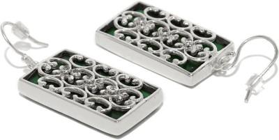 Dressberry Premium Crystal Metal Drop Earring
