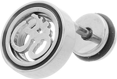 Sanaa Creations sanaa 1ME25 Alloy Plug Earring