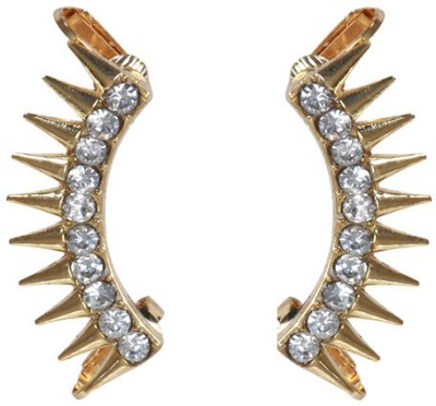 Ambitione Trendy Spike Alloy Cuff Earring