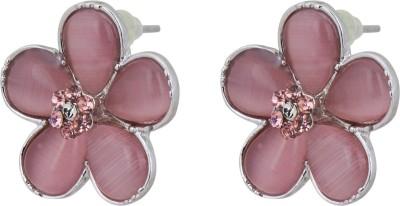 Access-o-risingg Harry Potter Hermoine Granger Pink Earrings Alloy Stud Earring