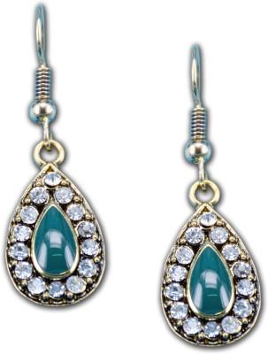 Pretty Women Spring Sparkle Alloy Dangle Earring