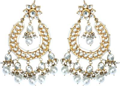 MKJewellers Copper Dangle Earring