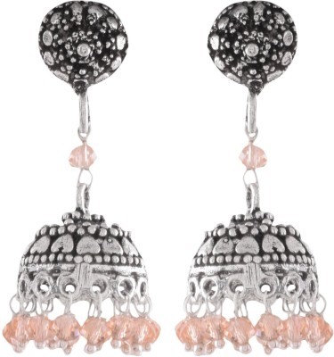 Ganapathy Gems 5883 Metal Jhumki Earring