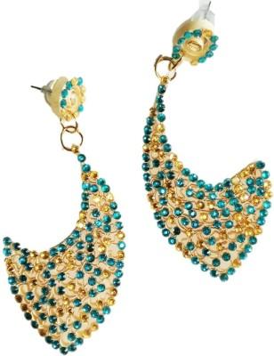 Rachnatamak Collection Spring Sparkle Alloy Drop Earring