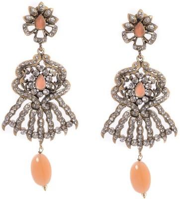 Buyclues SSJ6109 Brass Earring Set