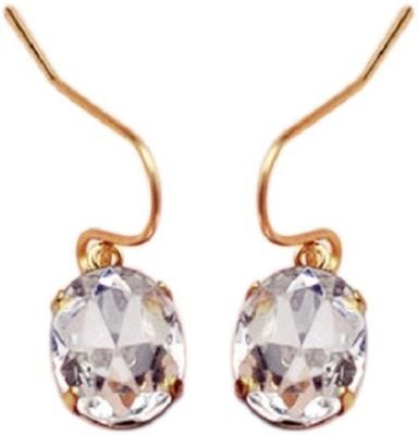 Aaishwarya Petite Crystal Alloy Dangle Earring