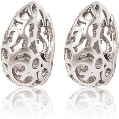 Aahna- Designer Jewellery Lavishing Copper Hoop Earring