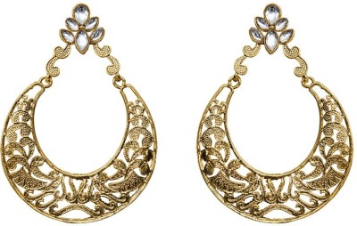 Grand Jewels antique square Alloy Dangle Earring