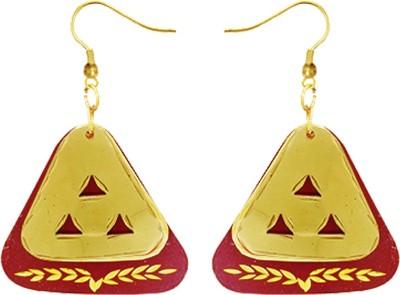 Kenway Retail Energy Euphoria Brass Dangle Earring