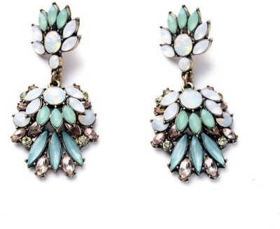 femnmas Celebrity Zinc Chandelier Earring