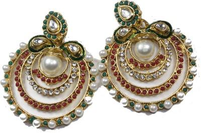 Navisha Rajwada Delight Alloy Chandbali Earring
