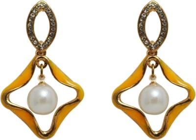 Maheshwari Fashion Brass Drop Earring