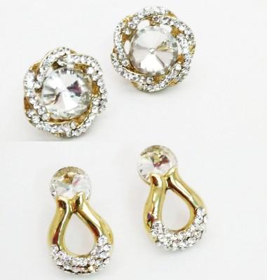 NEHASTORE Combo Offer CB28 Mother of Pearl Alloy Earring Set