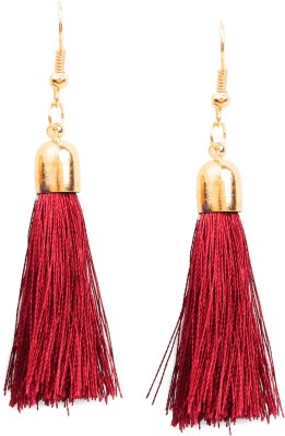 Rubans Fashion Metal Tassel Earring