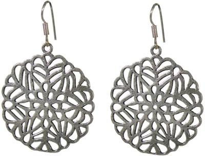 Saffron Craft Fusion Fashion Alloy Dangle Earring