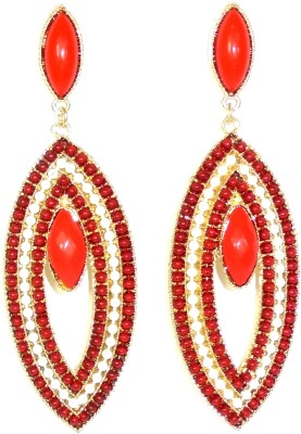 Adimani Tira Alloy Drop Earring